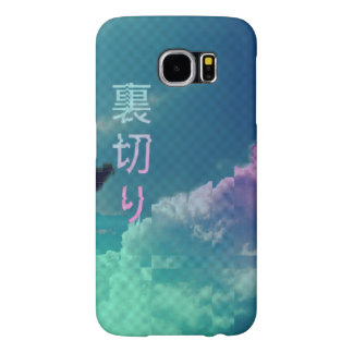 Floating Samsung Galaxy S6 Cases