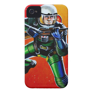 FLOATING SPACEMAN iPhone 4 CASES