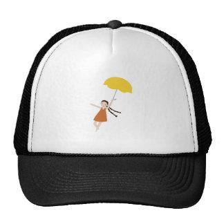 Floating Trucker Hat