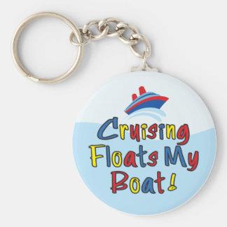 Floats My Boat 2 Keychain