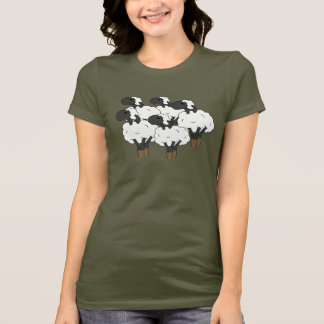 Flock of Sheep T-Shirt