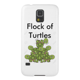 Flock of Turtles for your galaxyS5 Cases For Galaxy S5
