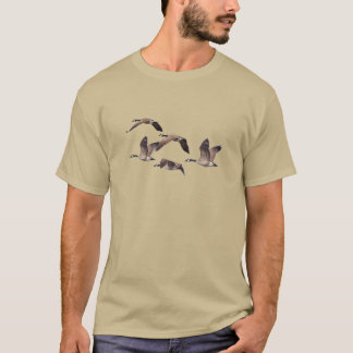 Flock of wild geese T-Shirt