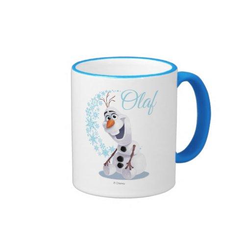 Flocons de neige d'Olaf Tasses