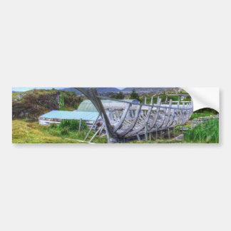 Flodabay, Isle Of Harris Bumper Stickers