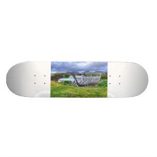 Flodabay, Isle Of Harris Skateboard Deck