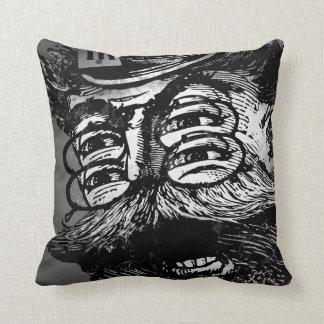 FLomm Villains: The ThWINGh Throw Pillow