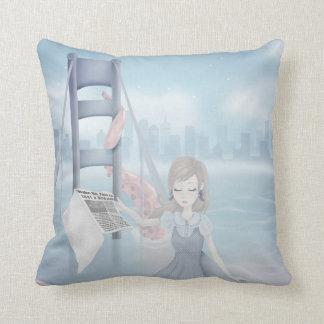 Flood Dream 2-Sided Pillow