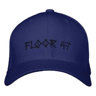 FLOOR 47 elevens hat