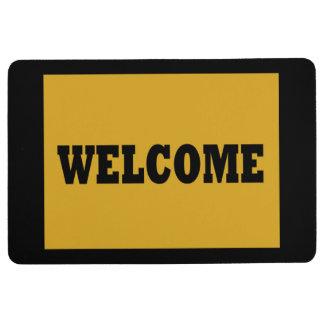 Floor - Door Mat - 'Welcome'