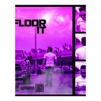 Floor It Cover Letterhead