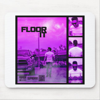 Floor It Cover Mouse Pad