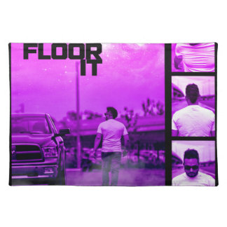 Floor It Cover Placemat