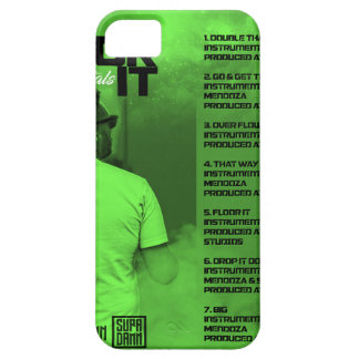Floor It Instrumentals Reverse Case For The iPhone 5