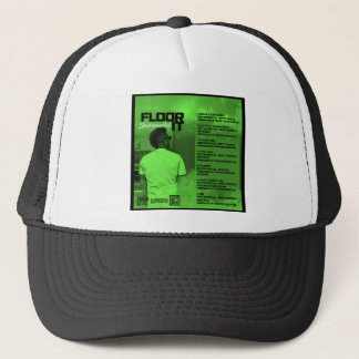 Floor It Instrumentals Reverse Trucker Hat