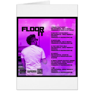 Floor It Reverse Card
