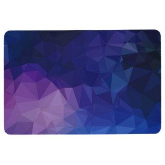 Floor mat : Diamond vintage purple