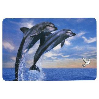 Floor Mat Dolphin