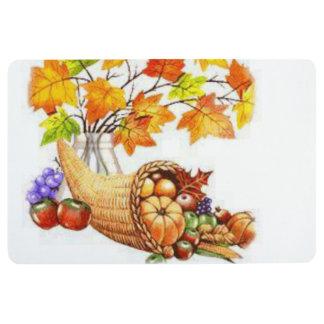 Floor Mat Thanksgiving Day