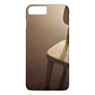 Floor Themed, A Wooden Chair Kept On A Wooden Floo iPhone 7 Plus Case