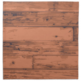 Floorboards Napkin