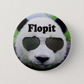 Flopit Button(Panda) 2 Inch Round Button