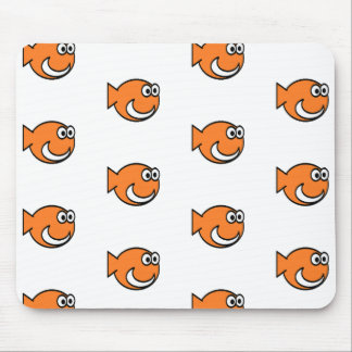 Flopping Fish Designs ™ Mouse Pad