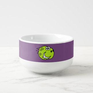 Flopping Fish Designs ™ Soup Mug