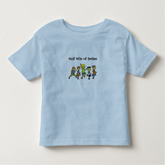 Flopping Fish Designs ™ Toddler T-shirt
