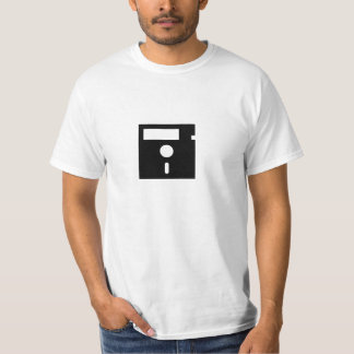 Floppy disc for computer T-Shirt