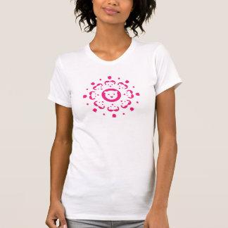 FLOPPYBEAR Mandala T-Shirt