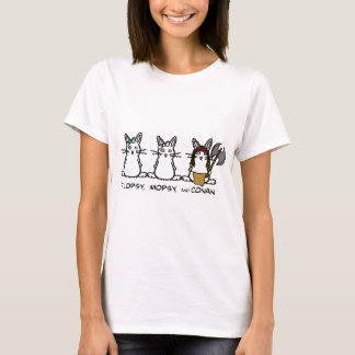 Flopsy Mopsy and Conan T-Shirt