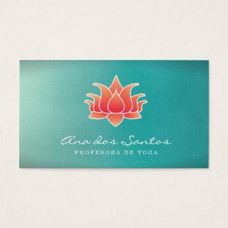 Flor de Loto Tarjetas de Visita Business Card