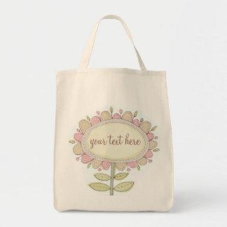 flora73 single  custom bag