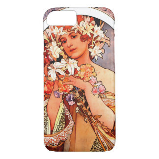 Flora 1897 iPhone 7 case