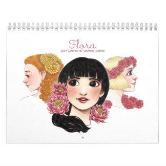 Flora 2014 Calendar