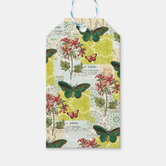 Flora and Fauna Gift Tags