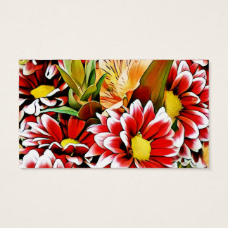 Flora-Art-Personal Business Card_ Business Card