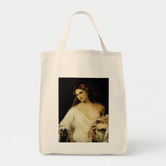 Flora, by Titian Tote Bag