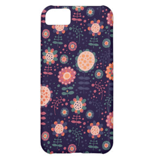Flora Case For iPhone 5C