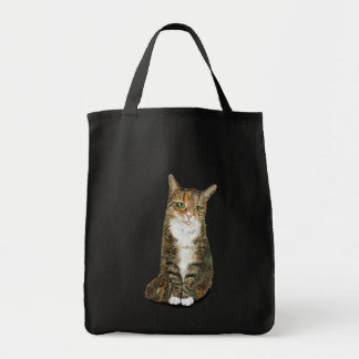 Flora Cat Tote bag