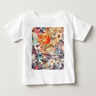 flora flowers baby T-Shirt