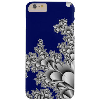 Flora Flowers Blue Background I phone 6 Case