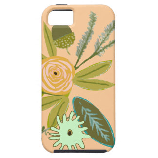 Flora iphone 5S Phone case Case For The iPhone 5