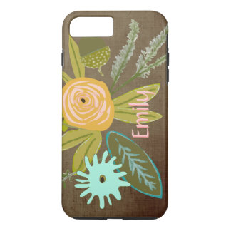Flora Personalized iPhone 7 Phone case
