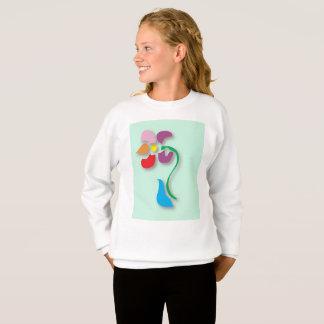Flora. Sweatshirt