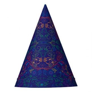 Floradore - Blue Party Hat
