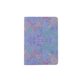 Floradore - Lavender Passport Holder