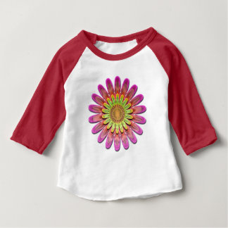 Floral abstract. baby T-Shirt