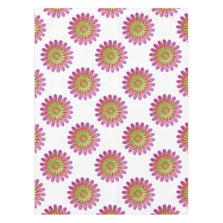 Floral abstract. tablecloth